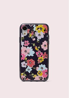 Kate Spade jeweled wildflower bouquet iphone xr case
