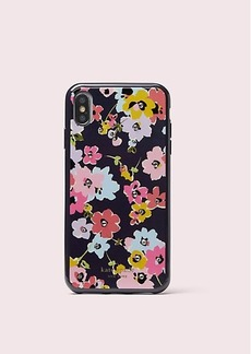 Kate Spade jeweled wildflower bouquet iphone xs max case