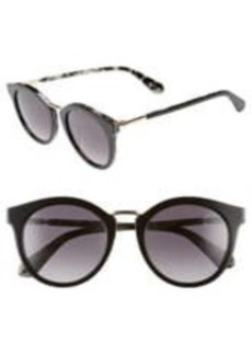 Kate Spade joylyns round 50mm sunglasses