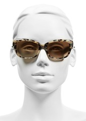 kate spade 'johanna' 53mm retro sunglasses