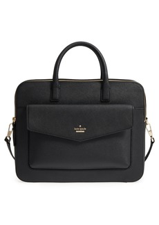 kate spade new york 13-inch leather laptop bag