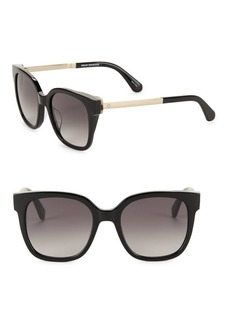 Kate Spade New York 52MM Caelyn Square Sunglasses