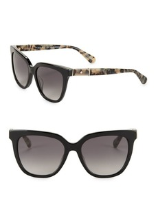Kate Spade New York 53MM Kahli Square Sunglasses