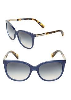 Kate Spade New York 54mm Julieanna Square Sunglasses