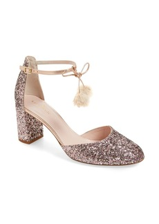 kate spade new york abigail glitter pump (Women)