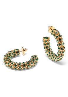 kate spade new york adore-ables hoop earrings