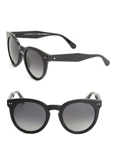 Kate Spade New York Alexus 50MM Round Sunglasses