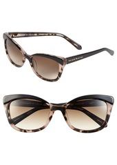kate spade new york 'amaras' 55mm sunglasses