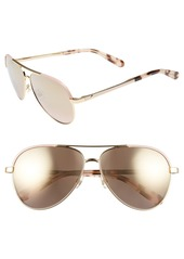 kate spade new york amaris 59mm sunglasses