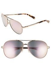kate spade new york amaris 59mm sunglasses