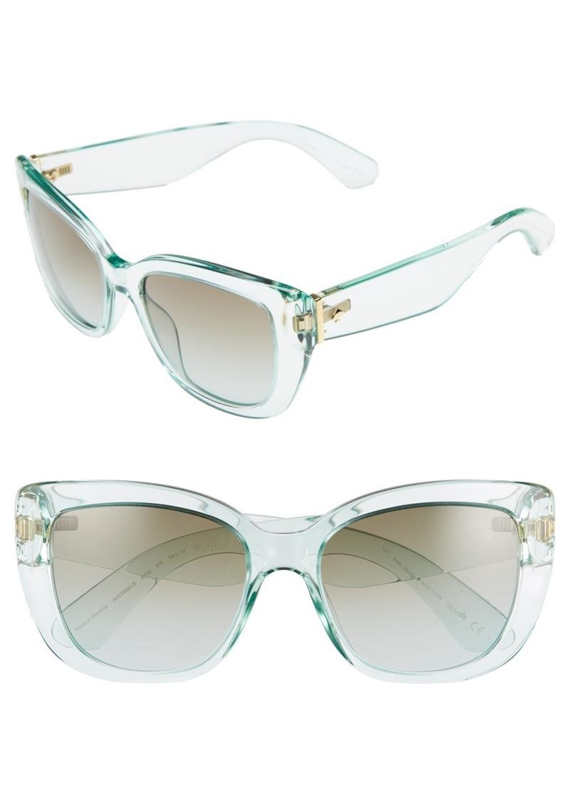 8df28540ce Kate Spade kate spade new york  andris  54mm sunglasses