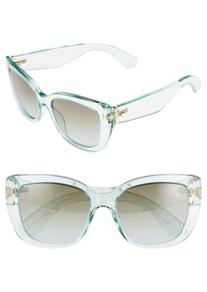 kate spade new york 'andris' 54mm sunglasses