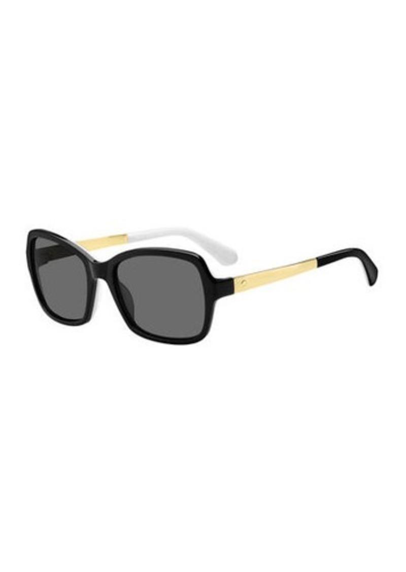 6b6f859754d9 Kate Spade kate spade new york annjanette square sunglasses ...