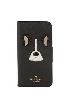 size 40 3f5c2 17429 New York Antoine Applique Folio iPhone 7/8 Case