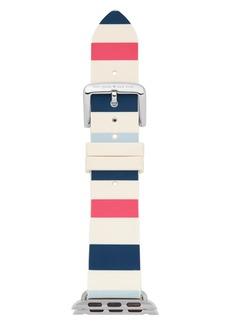 kate spade new york Apple Watch strap, 25mm