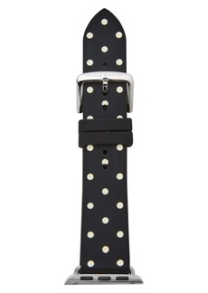 kate spade new york Apple Watch® strap, 42mm