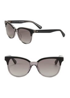 Kate Spade New York Arlynn 52MM Round Sunglasses