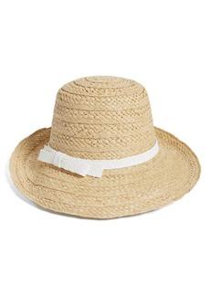 kate spade new york asymmetrical sun hat