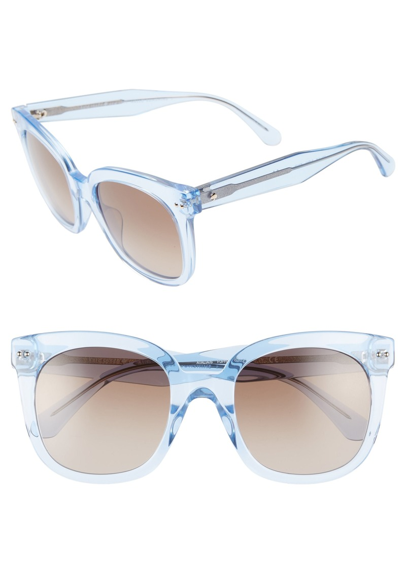 e0abff8585 Kate Spade kate spade new york atalias 52mm square sunglasses ...