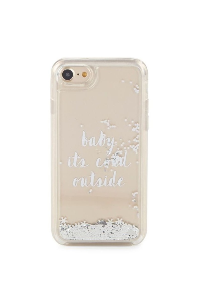 premium selection 25a8b 32d36 New York Baby Its Cold Outside iPhone Case