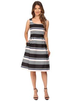 Kate Spade New York Bay Stripe Fit and Flare Dress