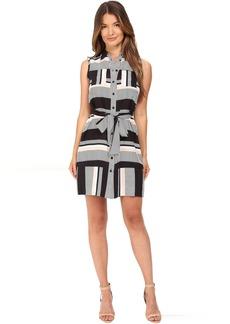 Kate Spade Bay Stripe Sleeveless Dress