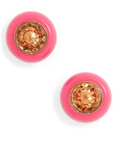 kate spade new york be bold small stud earrings