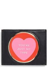 kate spade new york be mine card case