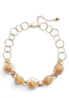 kate spade new york beads and baubles choker