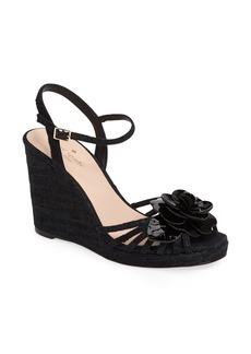 kate spade new york beekman strappy wedge sandal (Women)