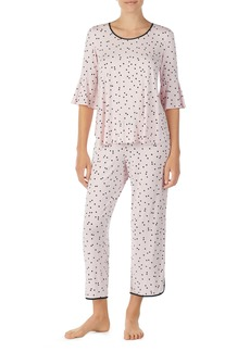 kate spade new york bell cuff pajamas