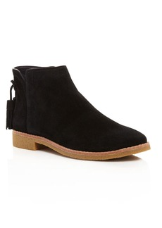 kate spade new york Bellville Too Suede Booties - 100% Exclusive