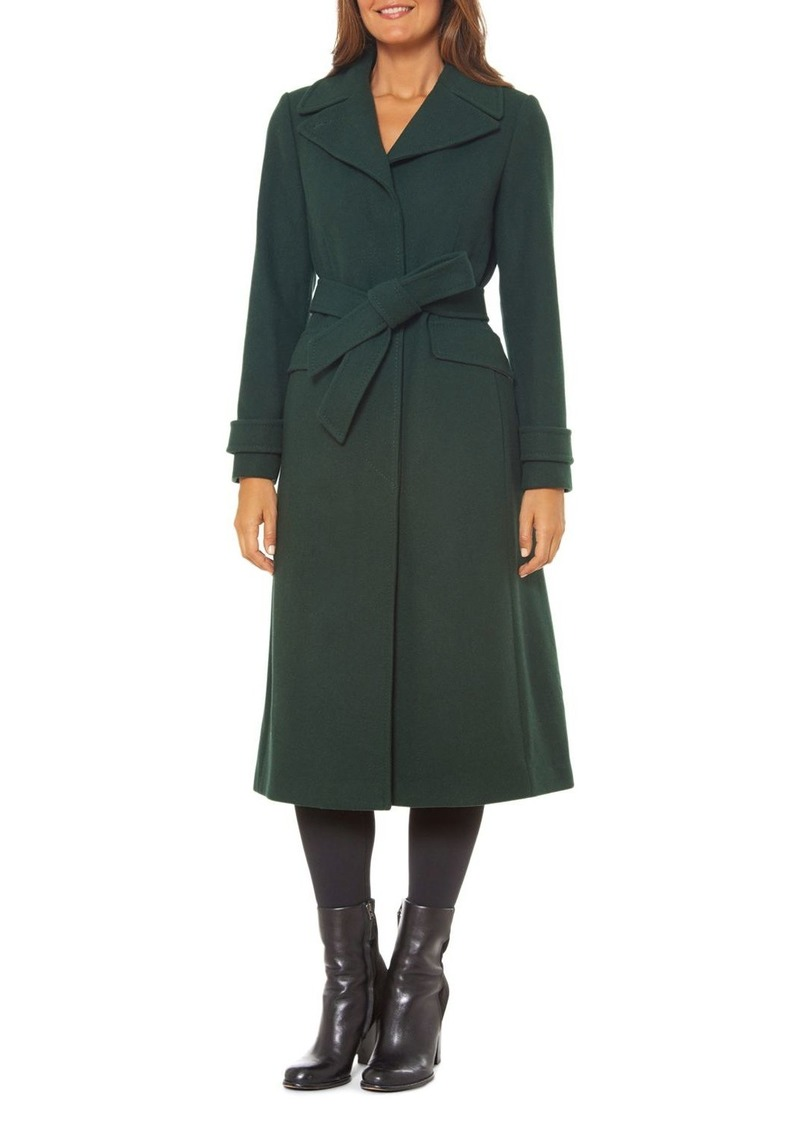 kate spade new york Belted Long Coat