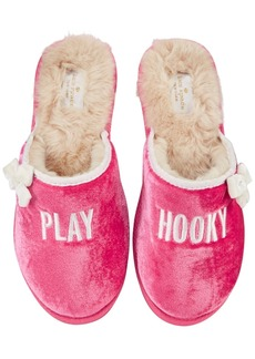 """kate spade new york Berry """"Play Hooky"""" Slippers"""