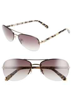 kate spade new york 'beryls' 59mm sunglasses
