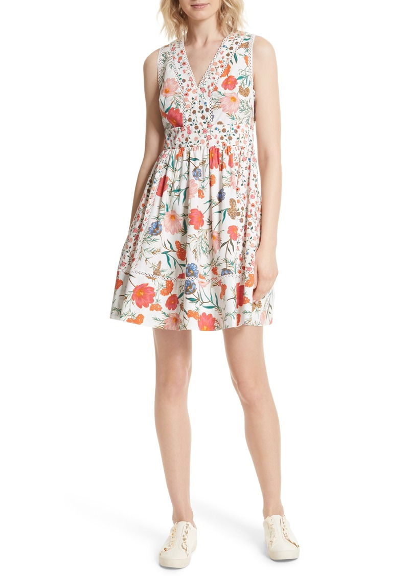 93faf0113213 Kate Spade kate spade new york blossom sleeveless fit & flare dress ...