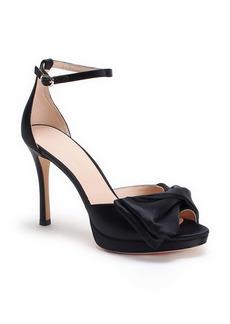 kate spade new york bow ankle strap sandal (Women)