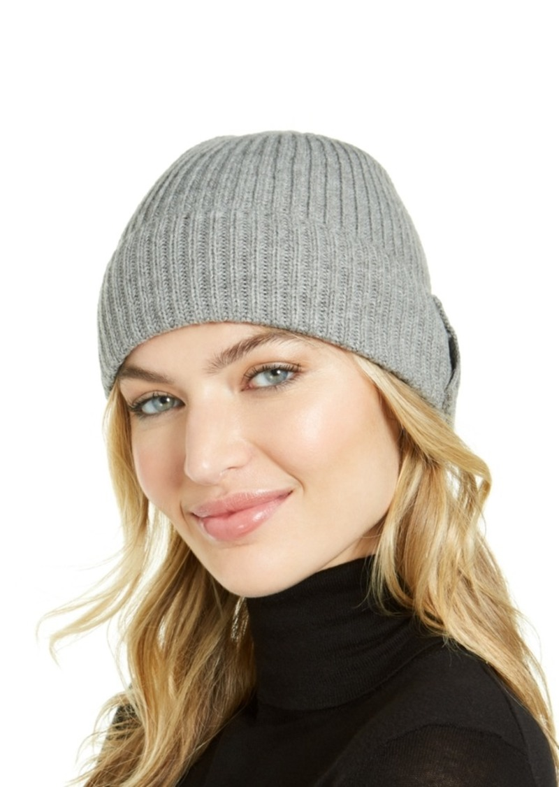 Kate Spade New York Bow Beanie