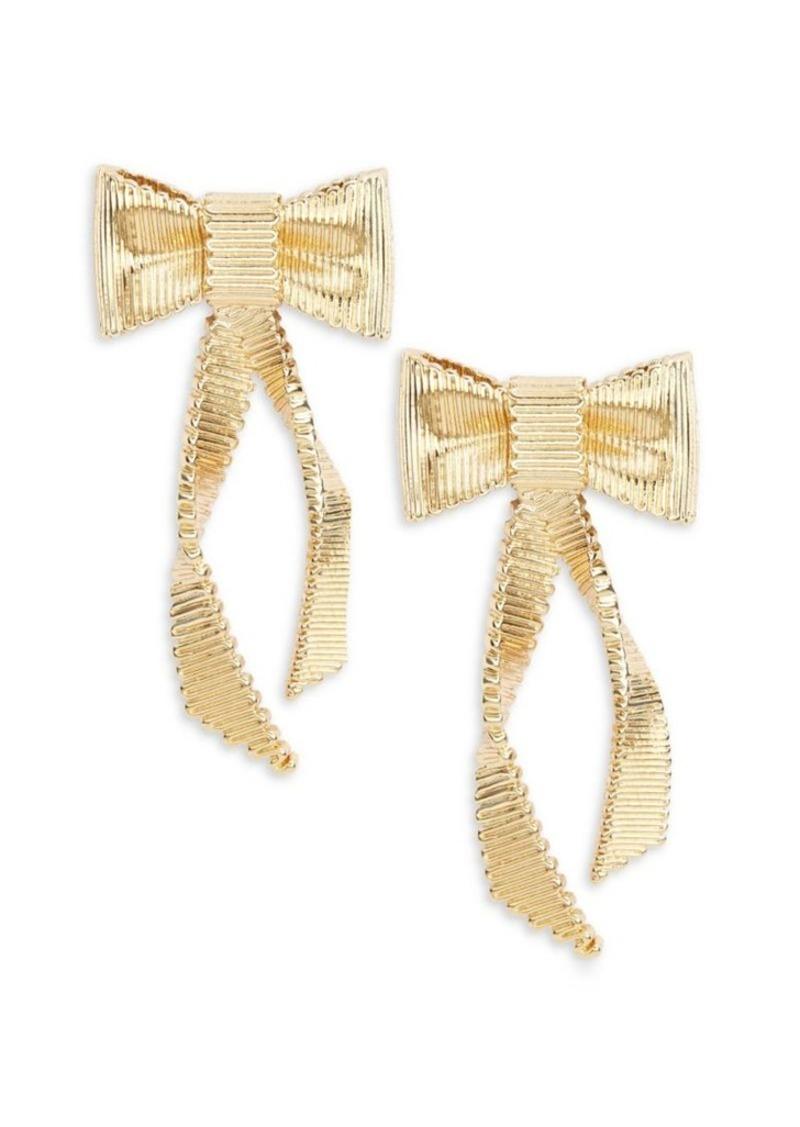 Kate Spade New York Bow Drop Earrings