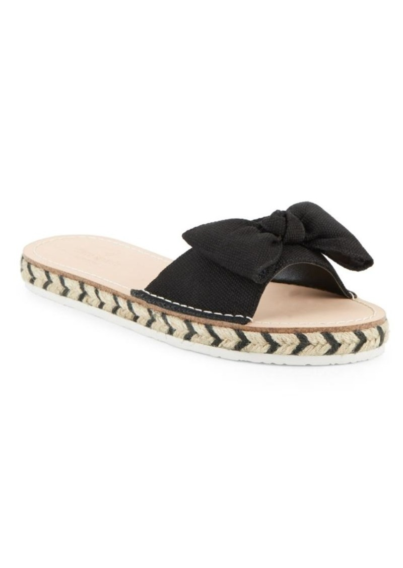 d0c2f52411f On Sale today! Kate Spade Kate Spade New York Bow Slide Sandals