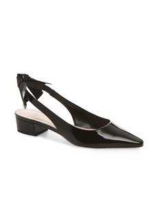 kate spade new york bow slingback pump (Women)