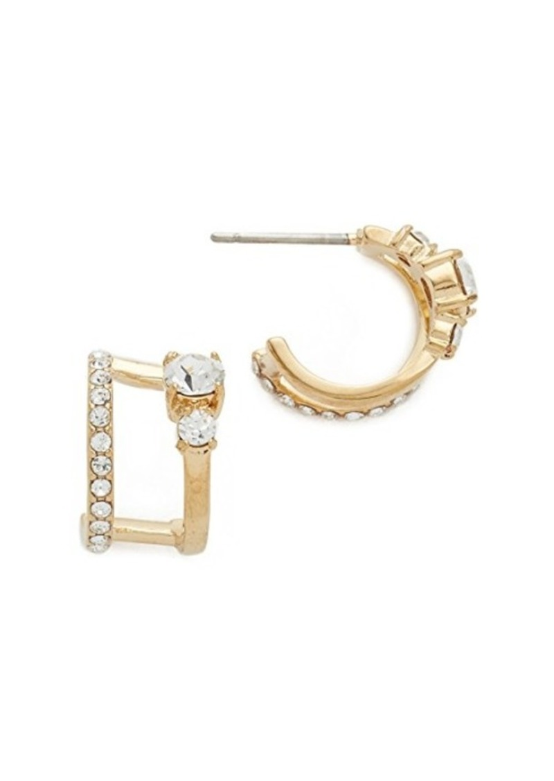 light product us gold star earrings bright tobi