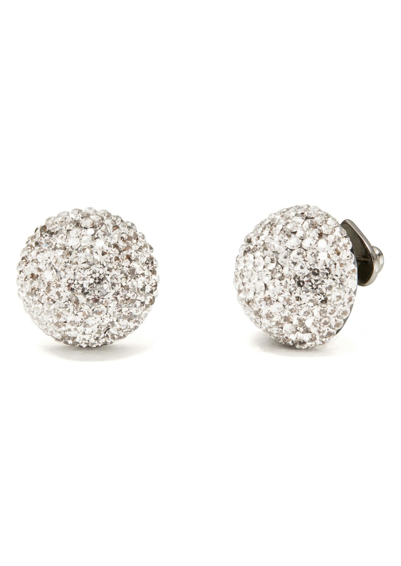 kate spade new york brilliant statement stud earrings