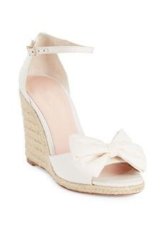 Kate Spade New York Broome Espadrilles Wedge Sandals