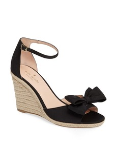 kate spade new york broome wedge sandal (Women)