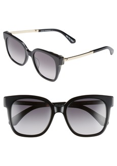 kate spade new york caelyns basic 52mm sunglasses