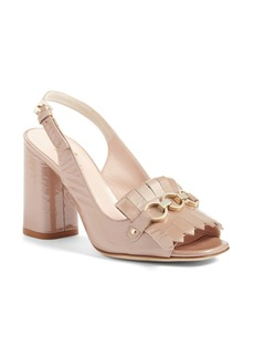kate spade new york caileen kiltie slingback pump (Women)