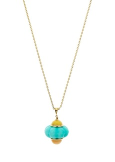 kate spade new york Cake Pendant Necklace, 30""