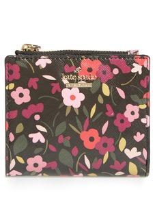 kate spade new york cameron street - adalyn boho floral wallet