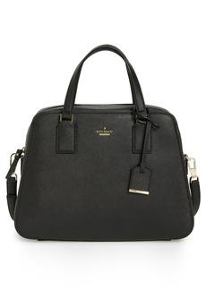 kate spade new york cameron street - babe leather satchel